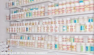 Dr Olivia Wan-Mei Woo's Herbal Pharmacy