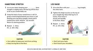 Knee Exercises for Osteo-Arthrosis